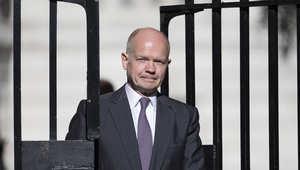 وزير الخارجية البريطاني المستقيل