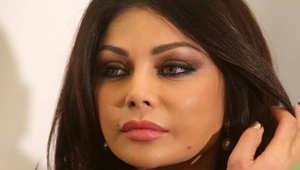 المغنية اللبنانية هيفاء وهبي