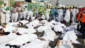 """السعودية ترفع وفيات """"منى"""" لـ769 وتنفي اتهام حجاج أفارقة"""