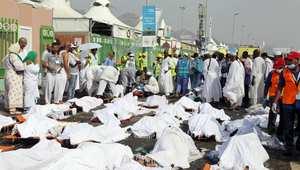 """الجزائر تعتبر حادث منى """"قضاءً وقدرًا"""" وترفض اتهام السعودية بـ""""سوء التنظيم"""""""