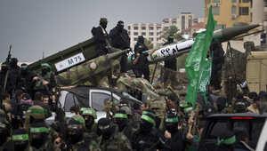 """قصف إسرائيلي على غزة رداً على صاروخ تبنته جماعة """"داعشية"""""""