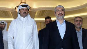 تقارير: قطر تبعد مشعل وقيادات إخوانية.. والرشق ينفي مغادرة زعيم حماس الدوحة