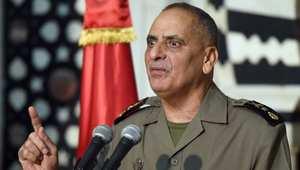 أمير اللواء محمد صالح الحامدي قائد جيش البر التونسي المستقيل