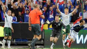 """إيرلندا تسعى للانتقام من """"يد هنري"""" أمام فرنسا"""