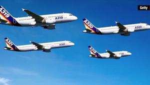 """بالفيديو: بعد حادث طائرة مصر للطيران.. ماذا نعرف عن """"إيرباص A320"""" وسجل حوادثها؟"""
