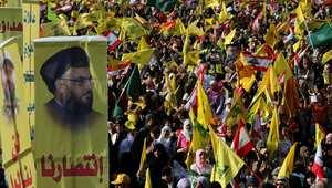 """اتحاد الشغل وحركة الشعب بتونس يُطالبان بلادهما بالتراجع عن تصنيف حزب الله """"منظمة إرهابية"""""""