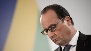 الرئيس الفرنسي: روسيا تتماشى مع منطق النظام السوري في المسّ بحياة المدنيين
