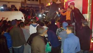 مصرع تاجر سمك داخل شاحنة لشفط الأزبال يحرّك احتجاجات بالحسيمة