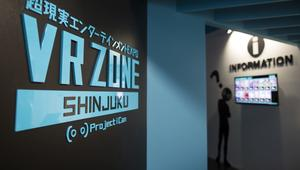 منتزهات الواقع الافتراضي تغير شكل الترفيه في اليابان