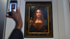 لعشاق الفن: لوحة ليوناردو دافنشي معروضة للبيع