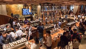 أهلاً بكم إلى داخل أكبر مقهى لـ