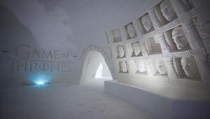 افتتاح فندق جليدي مستوحى من مسلسل