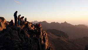 درب سيناء..عندما يراهن البدو على وجهة للمشي في مصر