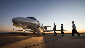 اكتشف الوجهات الأكثر شعبية للأثرياء بالطائرات الخاصة