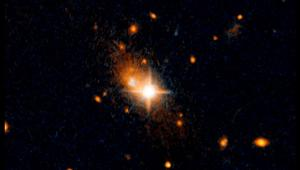 يعادل وزنه مليار شمس.. ناسا تكتشف ثقباً أسوداً يتحرك في الفضاء بسرعة 4.7 مليون ميل بالساعة