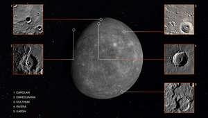 """تخليد """"كوكب الشرق"""" على """"عطارد"""".. شاهد موقع """"أم كلثوم"""" في الفضاء"""