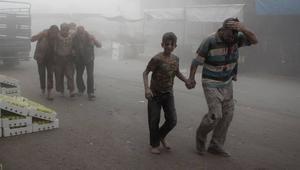رغم إعلان وقف إطلاق النار بسوريا.. المساعدات لم تصل للسكان المحاصرين