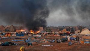 محكمة مغربية تدين عدة أشخاص بالمؤبد والحبس النافذ في أعمال عنف بالصحراء