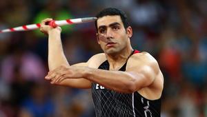 بطل الرمح المصري إيهاب عبدالرحمن لـCNN: لم أتناول المنشطات.. وسمعتي أهم من المشاركة في الأولمبياد