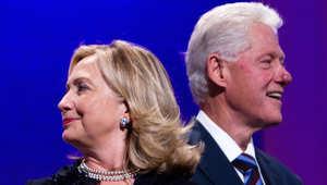 هيلاري كلينتون فكرت بتعيين زوجها نائبا لها بحال وصولها للرئاسة وتتطلع لمواجهة ترامب