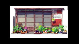 رسام يبدع بنقل مناظر مدينة طوكيو الخلابة عبر رسومات على فناجين قهوة