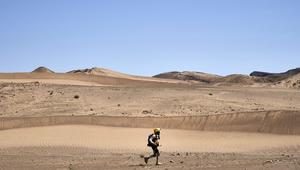 شاب فلسطيني يركض في أصعب ماراثون في العالم..هذه شهادته