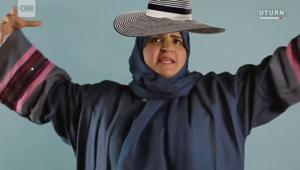 الكوميدية السعودية هتون قاضي..عندما ينعتني الناس بالبشعة