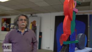هذا الفنان العراقي يوازي بتأثيره بيكاسو ودالي
