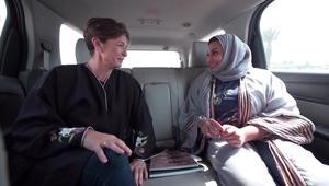 جولة بسيارة سيدة الأعمال السعودية خلود عطار: انتظر القيادة بفارغ الصبر