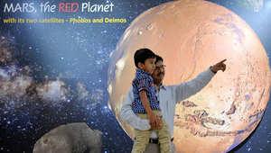 تعتبر الهند الدولة الآسيوية الأولى التي تنجح في دخول مدار كوكب المريخ