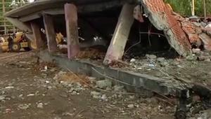بالفيديو: مصرع 105 أشخاص وإصابة أكثر من 500 في حريق معبد بالهند