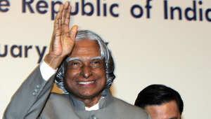 """الهند تنعي رئيسها الـ11 و""""عقل"""" برنامجها النووي عبدالكلام"""