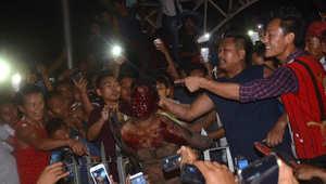 """""""هجوم انتقامي"""" يهز الهند.. الآلاف ينتزعون متهماً بالاغتصاب من السجن ليقتلوه ويمثلون بجثته"""