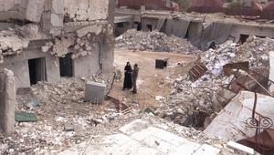 كاميرا CNN تنقل مشاهد حصرية من خطوط المواجهة بسوريا