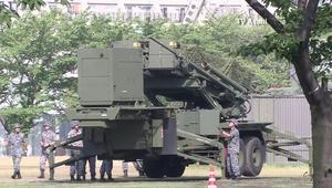 اليابان تنشر صواريخ استعداداً لصاروخ من كوريا الشمالية