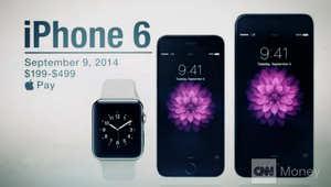 """سعر أي فون6 بلس يبدأ من 299 دولارا وقد """"نفذ"""" بالنسبة للطلبات المسبقة وأي فون6 بـ199 دولارا"""