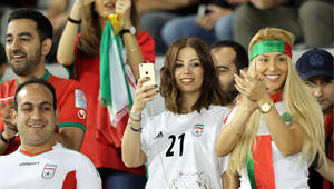 أغرب الصور من مباريات المنتخبات العربية في تصفيات المونديال