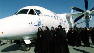 تحطم طائرة ركاب قرب طهران وتقارير عن مقتل جميع الركاب وسط تفاوت بعددهم