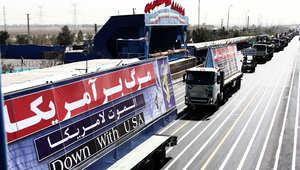 """إيران: أداء التحالف أطلق يد """"داعش"""" أكثر بالمنطقة.. وظريف إلى السعودية في """"موعد مناسب"""""""