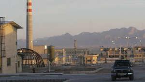 """إيران تشكو """"تجسس"""" إسرائيل على منشآتها النووية وتحتفظ بـ""""حق الرد"""""""
