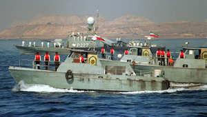 """البحرية الإيرانية في مهمة """"علاقات عامة"""" قرب سواحل أمريكا"""