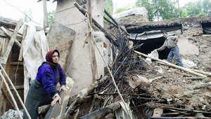 زلزال بقوة 5.4 ريختر يضرب جنوب إيران ولا أنباء فورية عن سقوط ضحايا