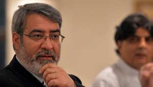 وزير الخارجية الإيراني عبد الرضا رحماني فضلي