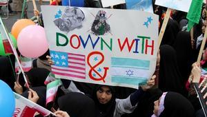 """إيران تصدر عقوبات بحق 15 شركة أمريكية بتهمة دعم """"جرائم"""" إسرائيل"""