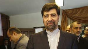 """قالت وزارة الخارجية الإيرانية إنها """"تتابع بجدية"""" المعلومات حول مصير الدبلوماسي الإيراني، غضنفر ركن أبادي"""