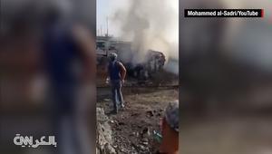 """العراق: عشرات القتلى والجرحى إثر انفجار سيارة مفخخة في حي تقطنه غالبية شيعية.. وداعش: """"استهدفنا الحشد الشعبي"""""""