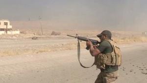 معارك عنيفة يخوضها الجيش العراقي حول برطلة