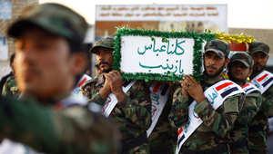 """عصائب أهل الحق: استدرجنا داعش إلى مقبرته بالعراق.. ولو دمروا """"مرقد زينب"""" فلن يرفع الشيعة رؤوسهم"""
