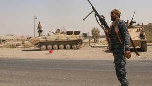القوات العراقية تدخل الضلوعية وروحاني يسأل: كيف يباع الأولاد والفتيات ببلد مسلم مجاور؟
