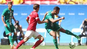 العراق يتعادل سلبيا مع الدنمارك في أولى مبارياته الأولمبية